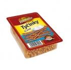 sušenky slané,  oříšky