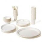plastové nádobí,  tácky