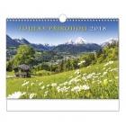 kalendáře nástěnné obrázkové