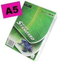 kopírovací papír Standard A5, 80g 210x148mm !!!! 500 listů
