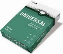 kopírovací papír Universal  A4, 80g, 500 listů