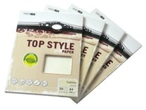 papír Top style A4 20 listů, 200-250g/m2