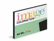 barevný papír Coloraction A4,80gr 100 listů, tmavý pro výtvarníky