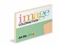 barevný papír Coloraction A4,80gr 5x20 listů, pastelové