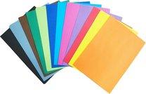 barevný papír A3, 80g/10x10listů
