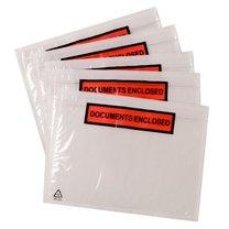 obálka na balíky C5 s potiskem DOCUMENTS ENCLOSED, 1 000ks