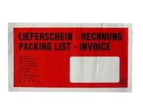 obálka na balíky DL s vícejazyčným potiskem,  1 000ks
