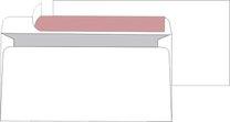 obálka DL samolepící KP, 1000ks