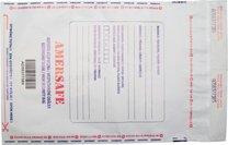 bezpečnostní sáčky AMERSAFE Standard B4, 50ks