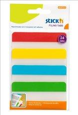 z�lo�ky plast Stick�n  Hopax neon 38x76mm, 4x6 l�stk�
