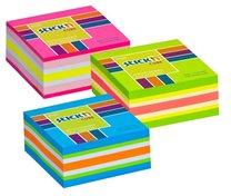 samolepicí kostka Stick´n  by Hopax neon 51x51mm, 250 lístků