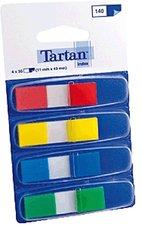 záložky  Tartan 6835-4EU, 11,9 x 43,2 mm, 4x35 lístků