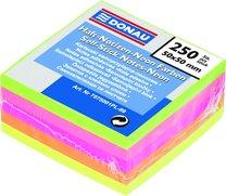 lepené bločky MINI neon 50x50mm, 250 lístků