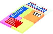 neonové bločky Multicolor 40x50mm, 200 lístků