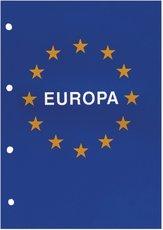 blok A4 Europa 50 listů čtvereček, 4děrování