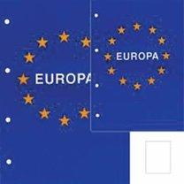 blok A5 Europa 50 listů čistý, 4děrování