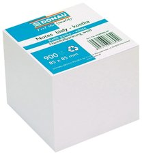 náhradní náplň bílá nelepená 8,5x8,5x8cm