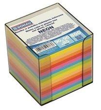 bloček barevný 9x9x9 cm v plastové krabičce
