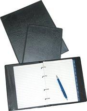 kroužkový zápisník A5 Hanibal, registr A-Z