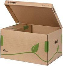archivační krabice 439x345x242mm recykl