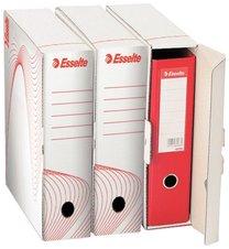 archivační krabice na pořadač 80x300x350 mm Ešv