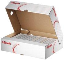 archivační krabice 255x80x329mm horizontální Ešv