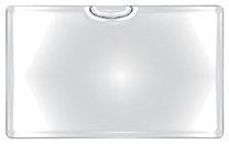 samolepicí kapsa na vizitku horní, 6 ks