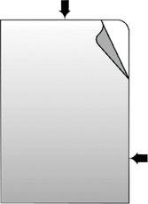 zakládací obal A4 L matný 110mic, 100 ks