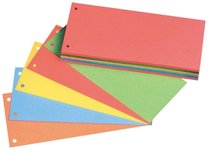 rozlišovač papírový - jazyky, 100 ks