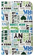 kroužkový vizitkář New York A5, 80 vizitek