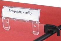 držák popisky pro CPS, 50 ks