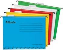 závěsná desky Pendaflex Standard, 10ks mix