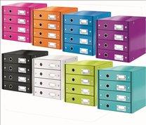 box CLICK-N-STORE 4 zásuvky