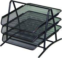 trojbox drátěný černý