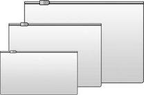zakládací obal DL se zipem, 10 ks