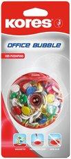 magnetický držák Office Bubble + 100ks kovových připínáčků