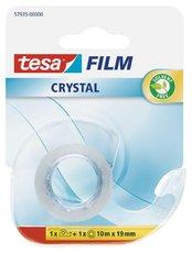 samolepicí páska Clear Tesa  19mm x 10m + odvíječ
