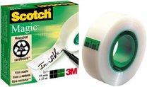 samolepicí páska Scotch Magic 810, 19mm x 10m