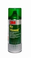 lepidlo 3M ReMount 400ml