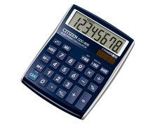 stolní kalkulačka CITIZEN  CDC-80 modrá