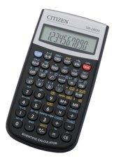 vědecká kalkulačka CITIZEN SR-260N
