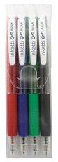 gelový roller Edding 2190/4 sada