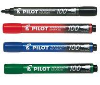 popisovač PILOT 100 permanentní