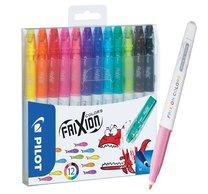 popisovač Frixion Colors sada 12 ks