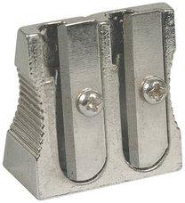 ořezávátko kovové 2 otvory