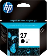 HP C8727AE No.27 black