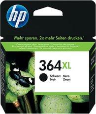HP CN684EE No.364 black XL