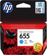 HP CZ110AE No.655 cyan