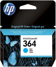 HP CB318EE No.364 cyan