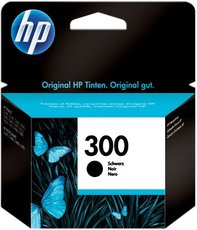 HP CC640EE No.300 black